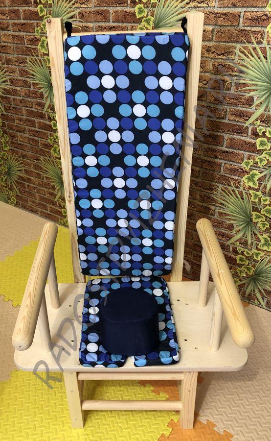 Многофункциональный стул-лестница для занятий ЛФК(под заказ).В наличии нет.