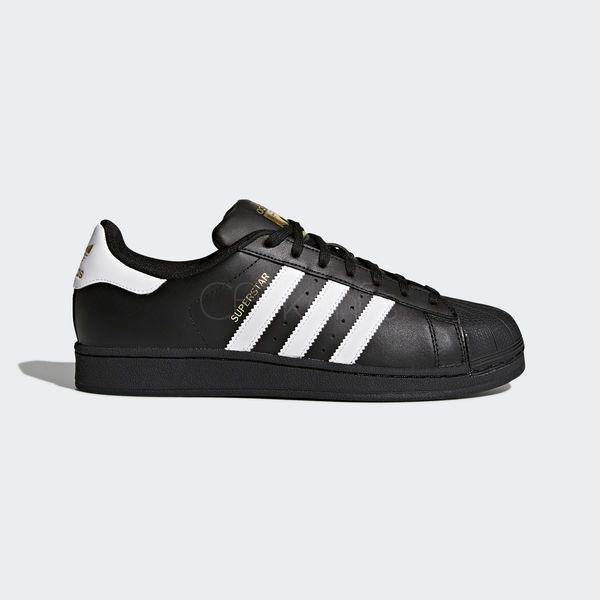Adidas Superstar II  All Black