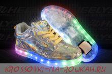 Роликовые кроссовки Heelys Premium 2 Lo HE100429