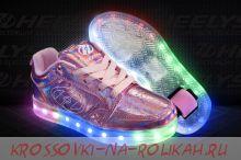 Роликовые кроссовки Heelys Premium 2 Lo HE100432
