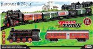 Train Track 14 деталей