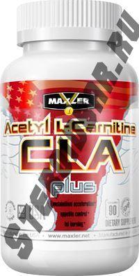 Жиросжигатель Maxler Acetyl L-Carnitine CLA Plus