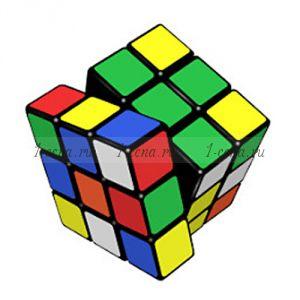 Кубик-рубик классика