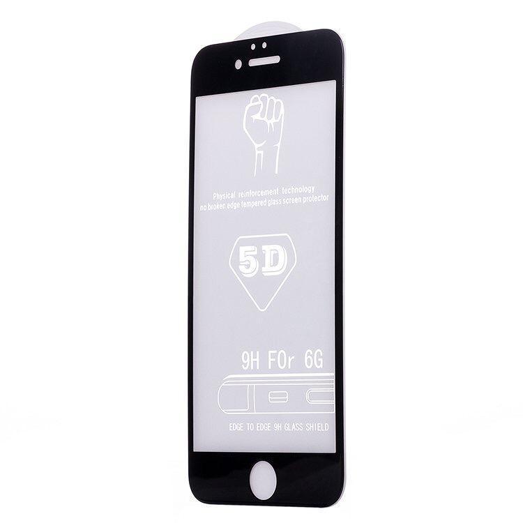 Защитное 5Д стекло на iPhone