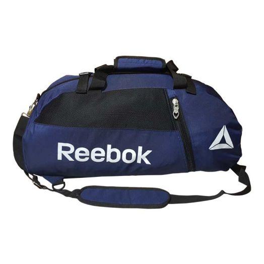 Спортивная сумка-рюкзак на 45л  цвет синий