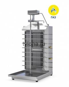 Аппарат для шаурмы АТЕСИ 2М с электроприводом (газ)