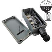 NR-400 Компактный 4G/3G/2G роутер с POE
