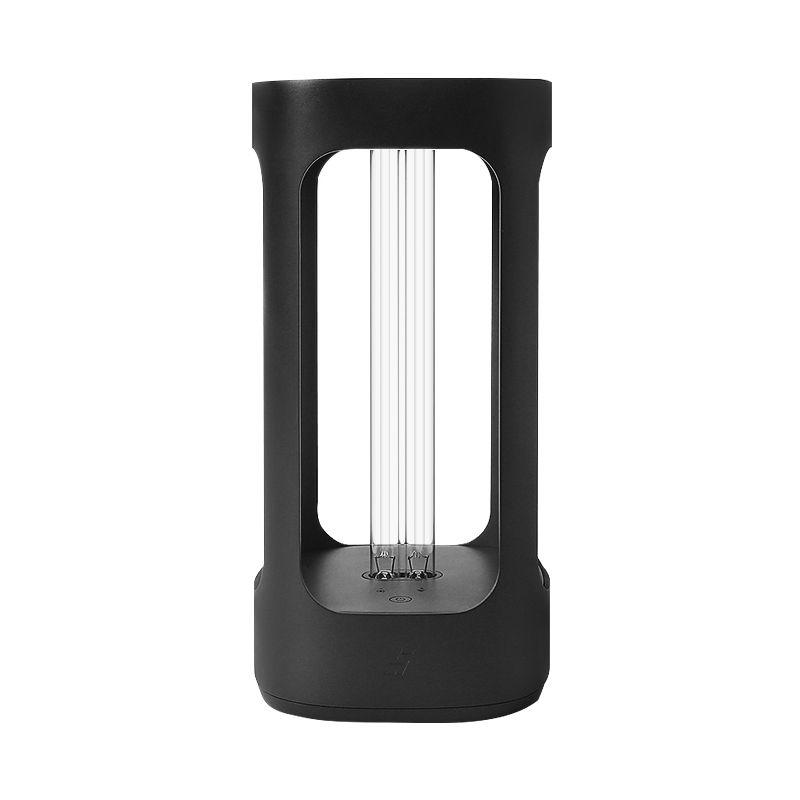 Умная лампа для дезинфекции и стерилизации Xiaomi FIVE Intelligent Disinfection Sterilization Lamp Black