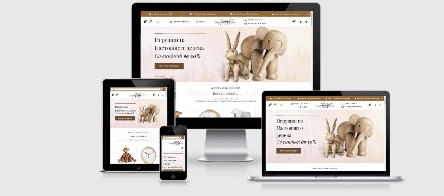 Skandi website