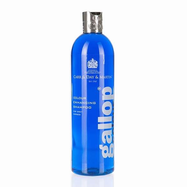 Gallop Grey Shampoo ( Шампунь для яркости окраса - серый) 500 мл