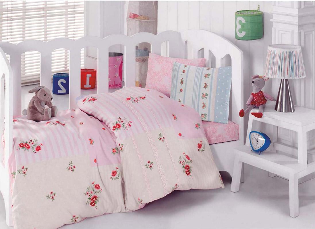 Детское постельное белье Цветочки