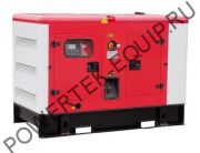 Дизельный генератор Powertek АД-180С-Т400-1РКМ11