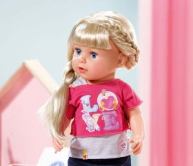 Кукла BABY BON Сестричка LOVE SERIES (большая)