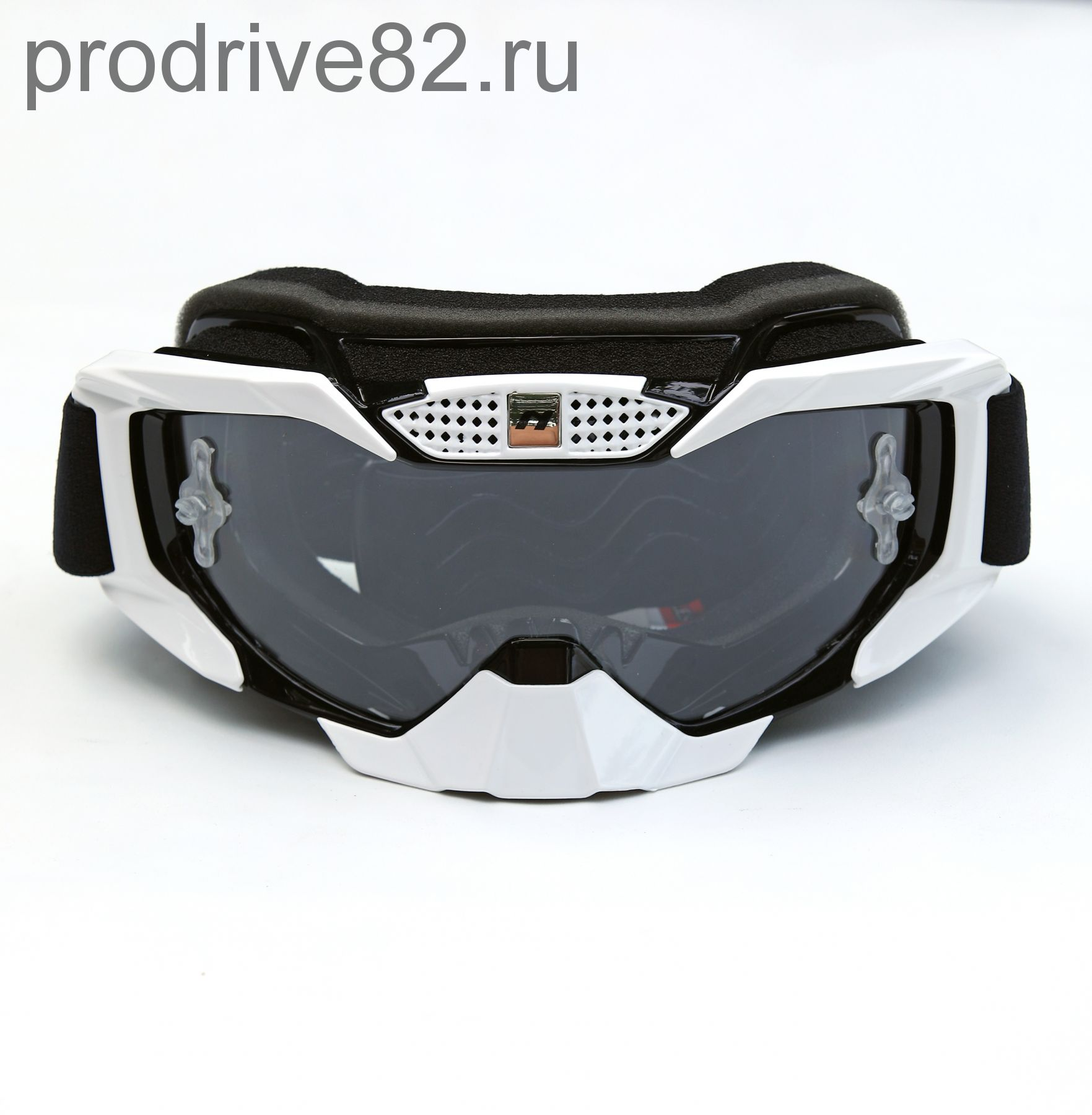 Очки для мотоциклистов NENKI белые