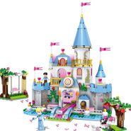 Конструктор для девочек «Замок принцессы», 564 деталей