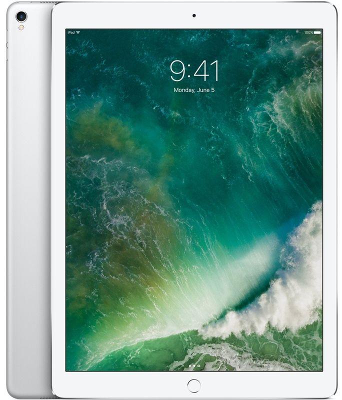 iPad Pro 12,9 512GB Wi-Fi + 4G Silver