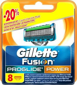 FUSION PROGLIDE Power 8 шт