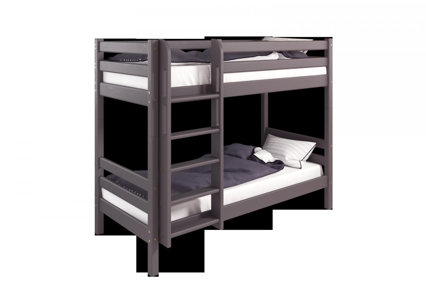 """Двухъярусная кровать """"Соня"""" Лаванда"""