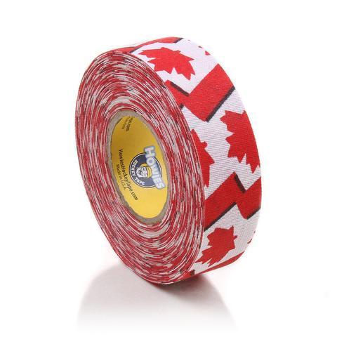 Лента хоккейная Howies 24мм х 18м флаг Канада