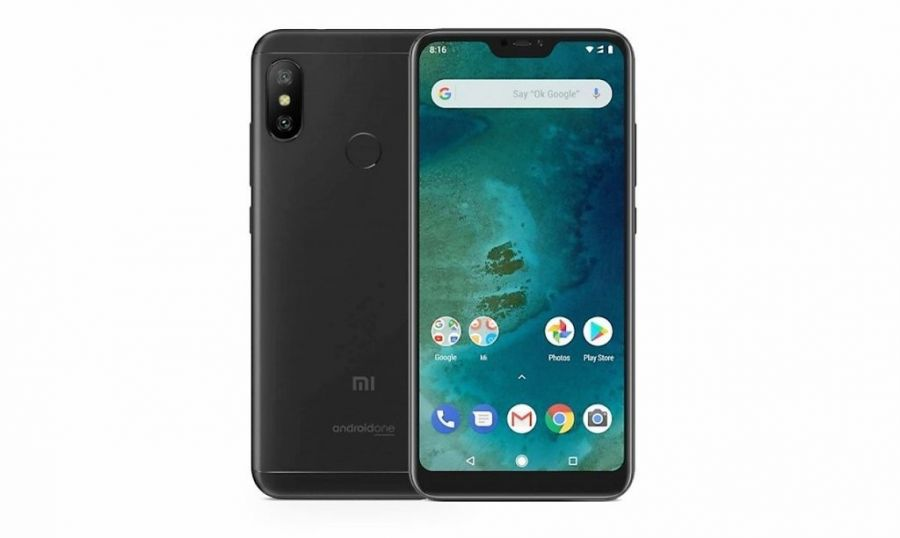 Xiaomi Mi A2 Lite Black 4/64Gb