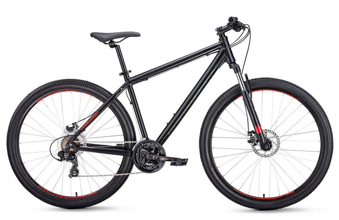 Велосипед Forward Apache 27.5 2.0 Disc 2020