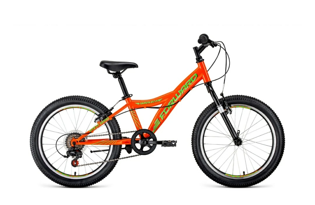 Велосипед FORWARD DAKOTA 20 1.0 2019-2020