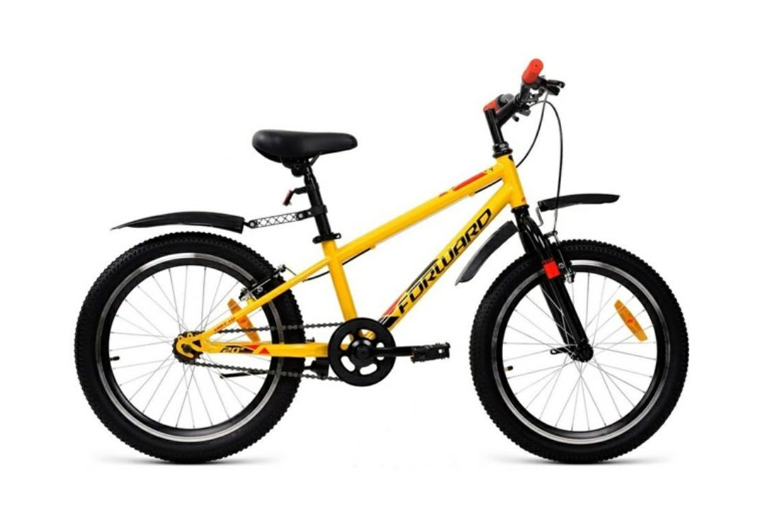 "Велосипед Forward Unit 1.0 20"""