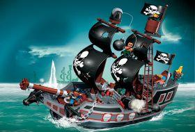 7880 Лего Дупло Большой пиратский корабль