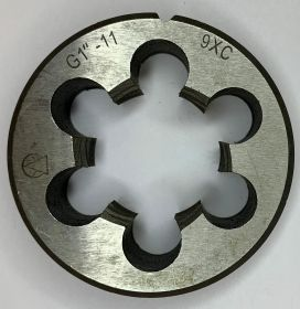 Плашка для трубной резьбы G1 ГОСТ9740-71