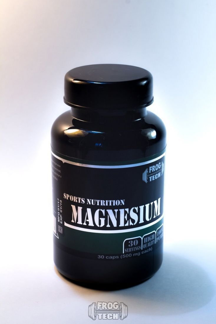 Magnesium 30 капсул