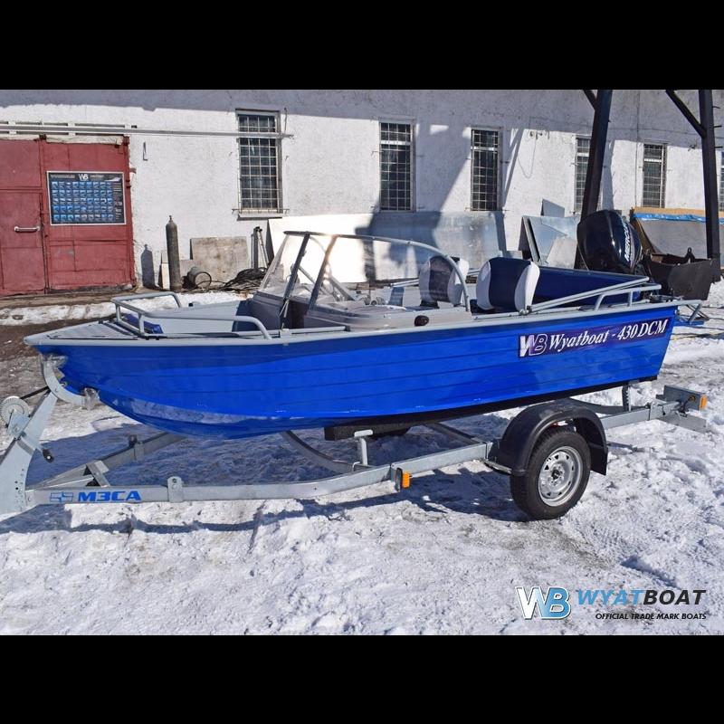 Wyatboat-430DCМ