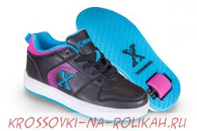 Роликовые кроссовки SIDE WALK SPORTS by Heelys BATTALION HE100535