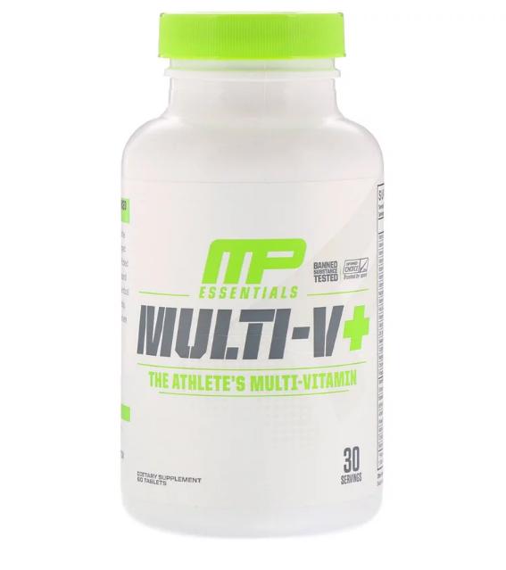 MusclePharm Essentials Multi-V+ 60 табл