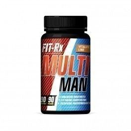 FIT-RX MULTI MAN 90 ТАБ
