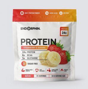 ENDORPHIN Whey Protein 825 гр (пакет)