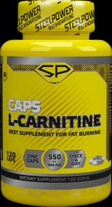 SteelPower L-Carnitine 120 капс