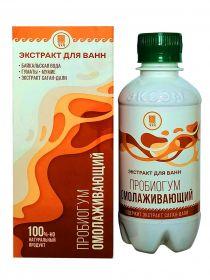 Экстракт для ванн Пробиогум омолаживающий, 250 мл