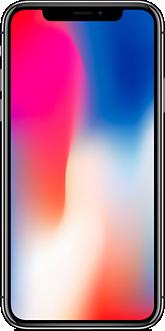 APPLE IPHONE X 64GB GRAY