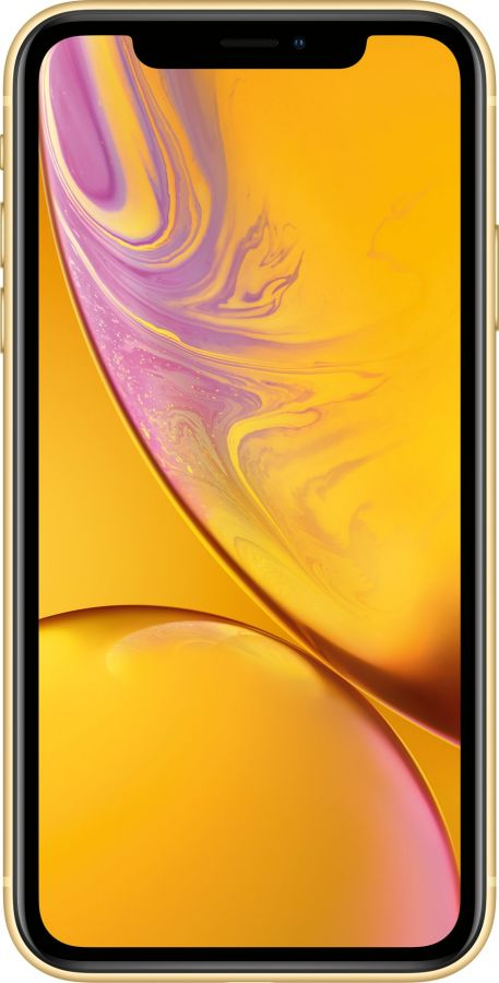 iPhone Xr, 256 ГБ, Желтый
