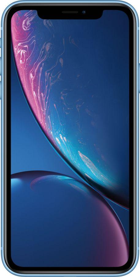 iPhone Xr, 128 ГБ, Синий