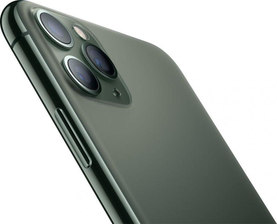iPhone 11 Pro, 64 ГБ, Тёмно-зелёный