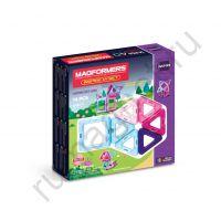 Магнитный конструктор MAGFORMERS 704001 Inspire 14 set