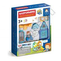 Магнитный конструктор MAGFORMERS 705008 Max's Playground Set