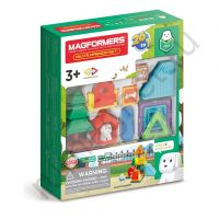 Магнитный конструктор MAGFORMERS 705011 Milo's Mansion Set