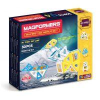 Магнитный конструктор MAGFORMERS 702003 Ice World