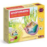 Магнитный конструктор MAGFORMERS 702013 My First Pastel Set 30
