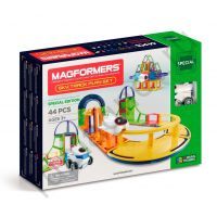 Магнитный конструктор MAGFORMERS 799011 Sky Track Play Set