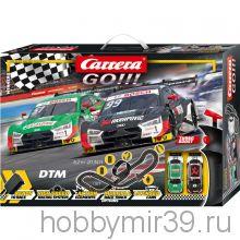 Автотрек Carrera GO!!! - Winners 62519