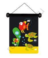 Магнитный дартс SCRATCH 6182011 Морская жизнь