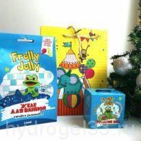 Подарочный набор игрушек для купания  - 2 шт